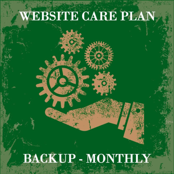 Backup-Plan-Monthly