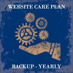 Backup-Plan-Yearly